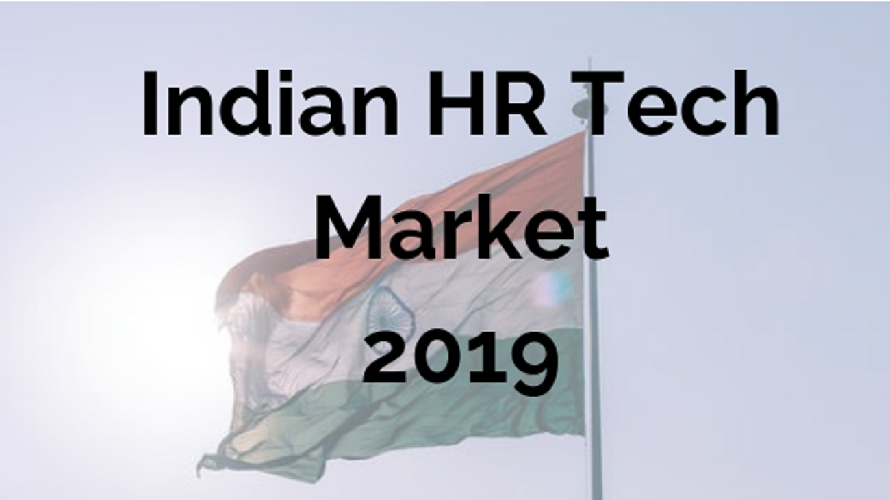 India HR Tech Market Map 2019