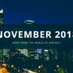 HR Tech News Analysis - November 2018
